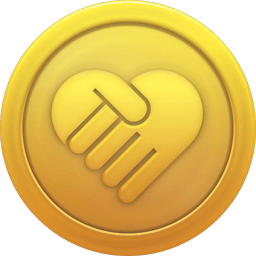 Logotype for 2GiveCoin